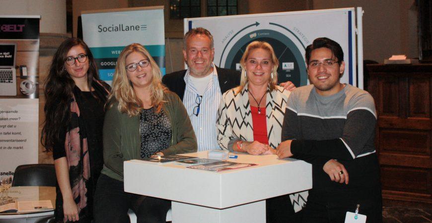 De zevende editie van De Business Beurs was weer een succes!
