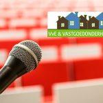 Inspirerende en informatieve presentaties tijdens de VvE beurzen 2018