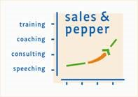 sales & pepper
