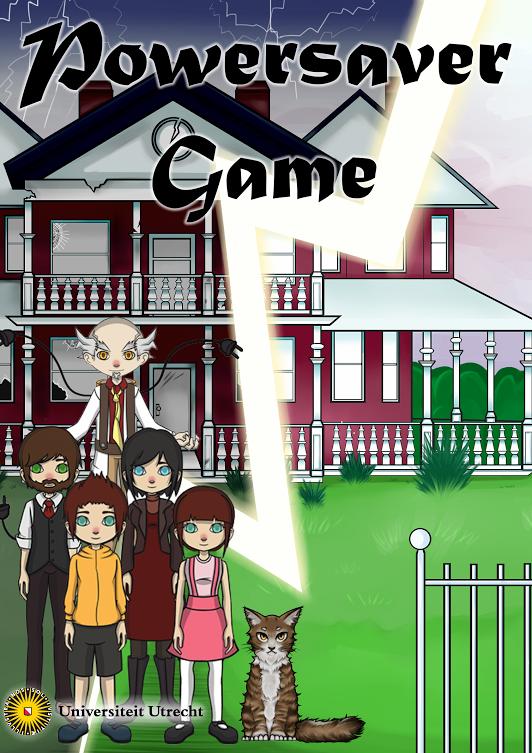 poster powersaver game